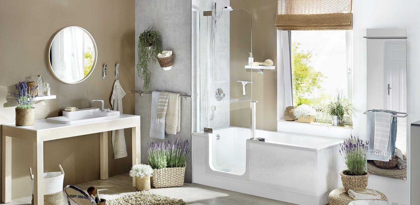 Badezimmer-Renovierung geplant? | Infrarotheizungs-Center Ute Lefering